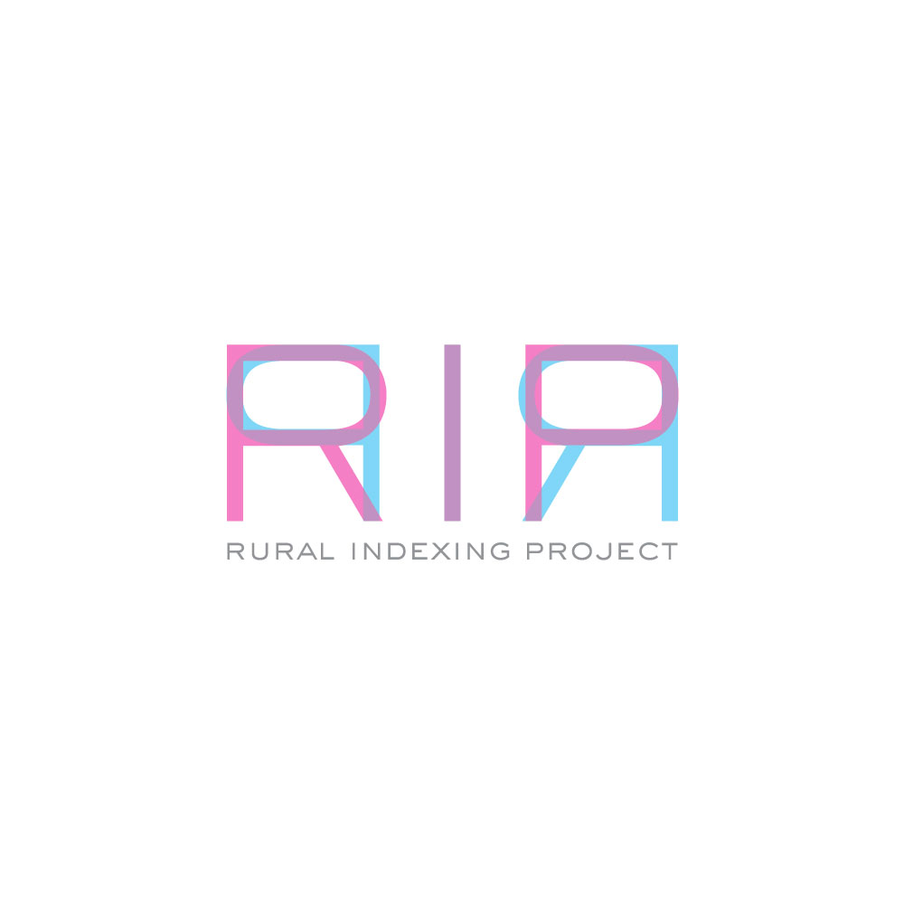 Rural Indexing Project